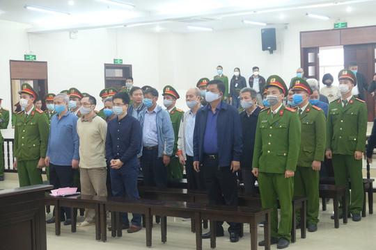Đinh La Thăng hầu tòa trong vụ án Ethanol ở Phú Thọ
