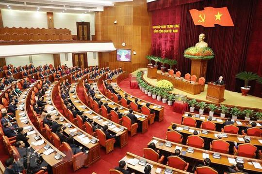 Bế mạc Hội nghị lần thứ 2 Ban Chấp hành Trung ương Đảng khoá XIII
