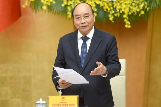 Thủ tướng: Tháng 7/2021, hoàn thành kết nối, chia sẻ dữ liệu đất đai