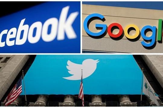 Nga sẽ khởi kiện 5 nền tảng mạng xã hội