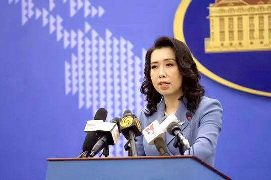"""Việt Nam lên tiếng về cuộc họp lãnh đạo các quốc gia của """"Bộ Tứ"""""""