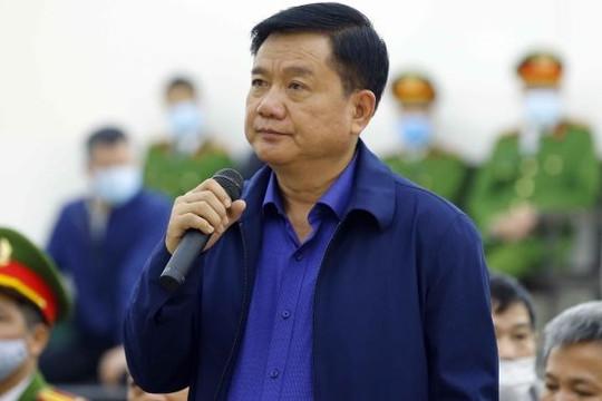 """Bị cáo Đinh La Thăng, Trịnh Xuân Thanh phủ nhận có """"lợi ích nhóm"""" trong vụ án Ethanol Phú Thọ"""