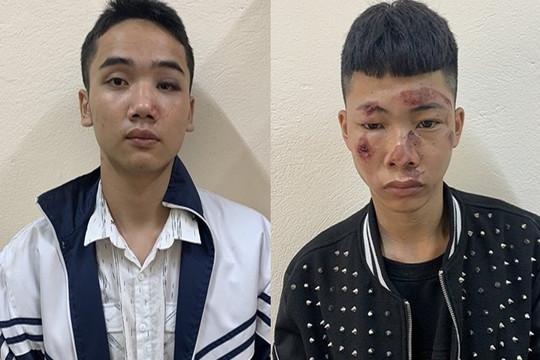 Tạm giữ nam thanh niên tông gãy chân, tay Cảnh sát giao thông