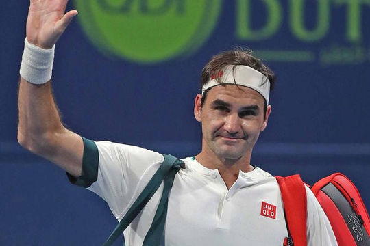 Federer dừng bước ở tứ kết Qatar mở rộng 2021