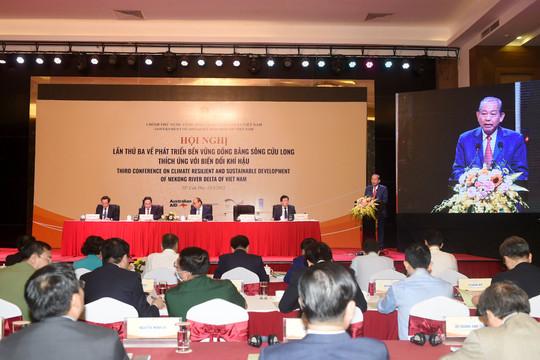 Khai mạc Hội nghị lần thứ 3 về phát triển bền vững ĐBSCL