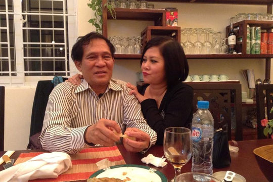 Chồng NSND Minh Hằng qua đời vì bạo bệnh