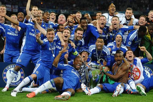"""Những lý do """"tâm linh"""" để tin Chelsea sẽ vô địch Champions League mùa này"""