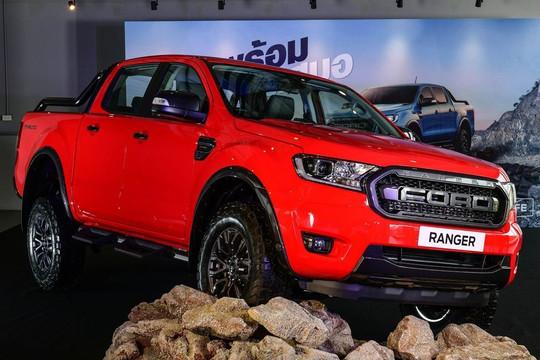 Ford Ranger Max 2021 ra mắt, có giá bán 38.725 USD