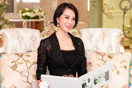MC Thanh Mai tiết lộ bí quyết có vòng eo 59