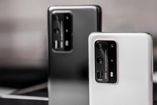 Lộ thiết kế của Huawei P50 với màn hình phẳng và camera mới