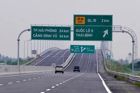 Phấn đấu đến năm 2030 cả nước có 5.000 km đường cao tốc