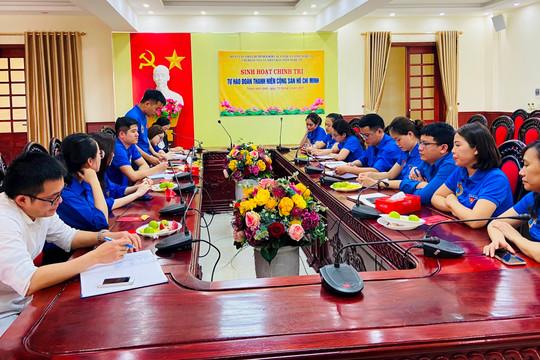 Chi đoàn TAND tỉnh Nghệ An sôi nổi tổ chức các hoạt động hưởng ứng Tháng Thanh niên
