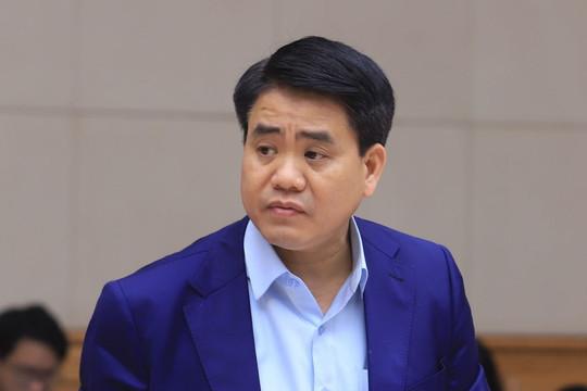 Khởi tố ông Nguyễn Đức Chung liên quan vụ chế phẩm Redoxy 3C