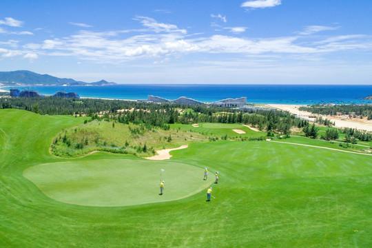 Giải đấu FLC Group Tournament 2021 trở lại vớiFLC Golf Links Quy Nhon