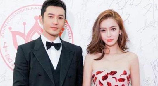 Huỳnh Hiểu Minh và Angela Baby chính thức ly hôn?