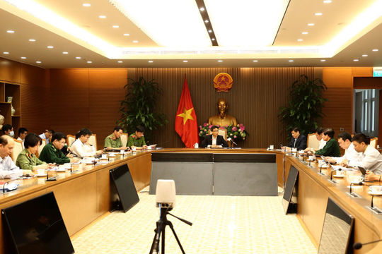 """Việt Nam đang đàm phán với các nước chấp nhận """"visa vaccine"""" thông qua mã QR-code"""