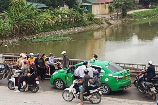 Tài xế taxi lao xuống sông cứu sống cô gái nhảy cầu tự tử