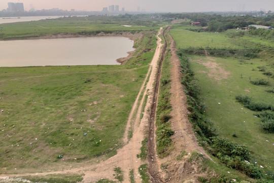 """Phường Long Biên cho cá nhân ở phường khác """"quản lý giúp"""" hơn 300 ngàn m2 đất khu bãi sông Hồng"""