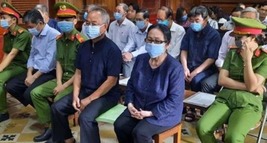 Đề nghị phạt tù chung thân với bị cáo Dương Thị Bạch Diệp
