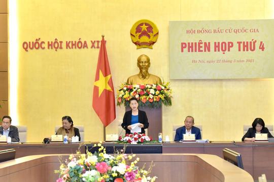 Chủ tịch Quốc hội: Cần quan tâm việc giải quyết khiếu nại tố cáo sau Hội nghị hiệp thương lần 3