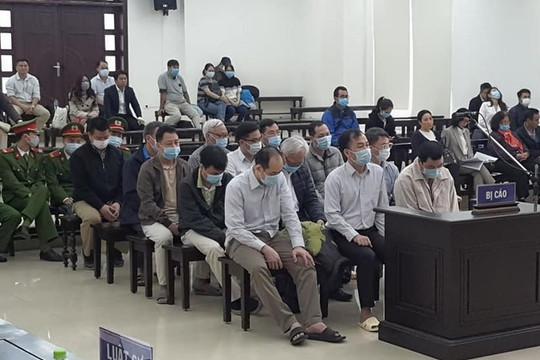 Đề nghị mức án từ 12 đến 13 năm tù đối với nguyên Chủ tịch GPBank