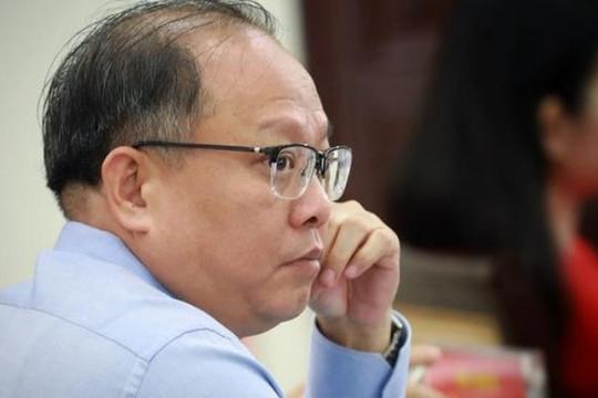Ủy ban Kiểm tra TW đề nghị khai trừ ông Tất Thành Cang ra khỏi Đảng