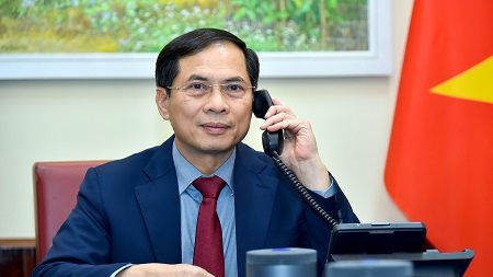 Quan hệ Việt Nam-Hoa Kỳ đã đạt nhiều bước tiến quan trọng trên tất cả các lĩnh vực