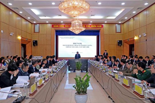 Quy hoạch tỉnh Bắc Giang thời kỳ 2021-2030, tầm nhìn đến năm 2050 ra sao?