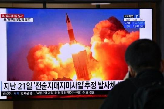 Tin vắn thế giới ngày 24/3: Triều Tiên thử vũ khí lần đầu tiên dưới thời Tổng thống Biden
