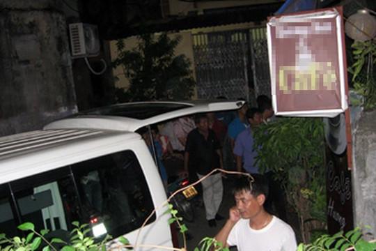 Nữ chủ quán cà phê nghi bị sát hại