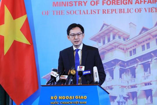 Việt Nam tích cực trong các trao đổi về tình hình Myanmar tại ASEAN và HĐBA LHQ