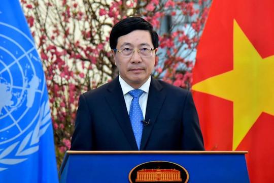 Việt Nam kêu gọi thúc đẩy thực chất quyền con người trên thực tế