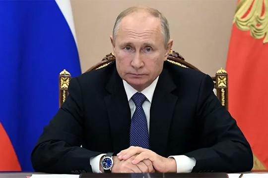 Tiết lộ thu nhập của Tổng thống Putin trong năm 2020