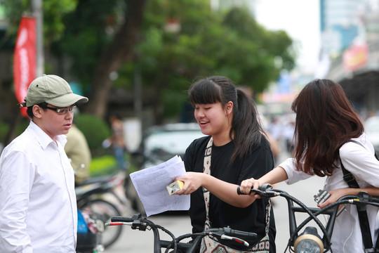 Học sinh thi vào lớp 10 Hà Nội cần lưu ý khi đăng ký nguyện vọng
