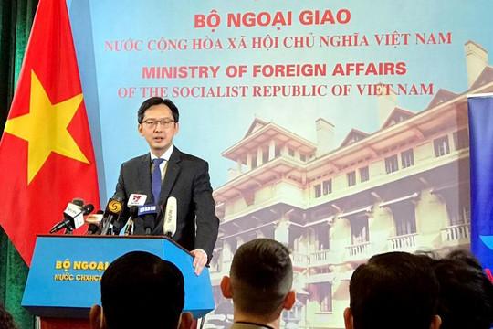 Đảm nhận vai trò Chủ tịch HĐBA LHQ lần thứ 2: Việt Nam ưu tiên ba chủ đề trong tháng 4