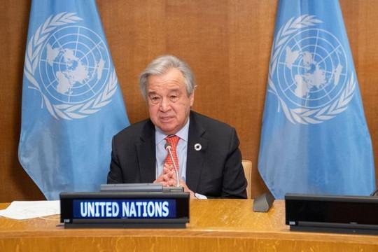 Tin vắn thế giới ngày 26/3: Tổng Thư ký LHQ kêu gọi bảo vệ phóng viên, nhân viên LHQ, các tổ chức NGO