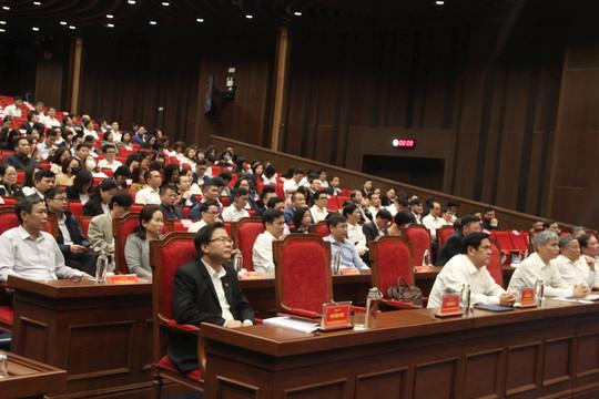 Đảng ủy TANDTC tổ chức Hội nghị nghiên cứu, học tập, quán triệt Nghị quyết Đại hội XIII của Đảng