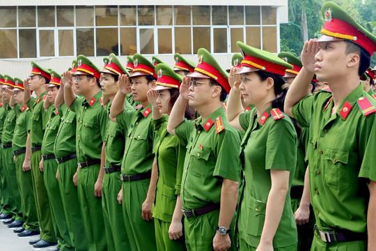 Chính phủ sửa quy định về tổ chức và hoạt động thanh tra Công an nhân dân