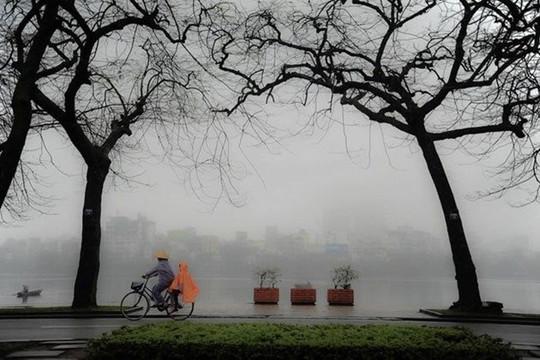 Thời tiết ngày 27/3: Miền Bắc có mưa nhỏ và sương mù về đêm, sáng sớm