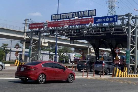 Xa lộ Hà Nội thử nghiệm thu phí 0 đồng