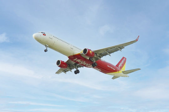 Bay chất mùa hè, Vietjet tưng bừng mở loạt đường bay từ Đà Lạt, Nha Trang, Thanh Hoá, Vinh, Đà Nẵng tới Phú Quốc