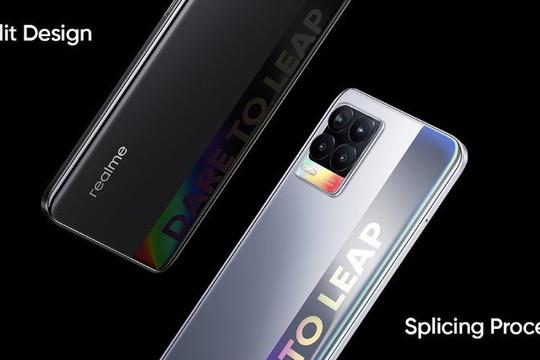 Realme ra bộ đôi smartphone 8 và 8 Pro hoàn toàn mới