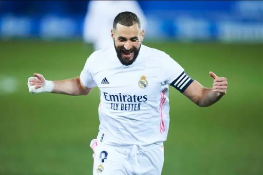 Một danh hiệu nữa, giấc mơ Real Madrid của Benzema sẽ được trọn vẹn