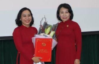 TAND TP.Hồ Chí Minh điều động, bổ nhiệm chức vụ Phó Chánh Văn phòng