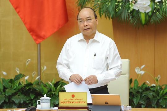 Thủ tướng chủ trì phiên họp cuối cùng trước khi kiện toàn của Chính phủ khóa XIV