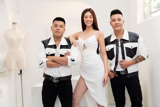 Hoa hậu Khánh Vân trải qua buổi kiểm tra định hình phong cách đầy căng thẳng