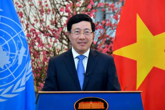 Việt Nam phấn đấu hoàn thành xuất sắc vai trò Chủ tịch Hội đồng Bảo an tháng 4/2021