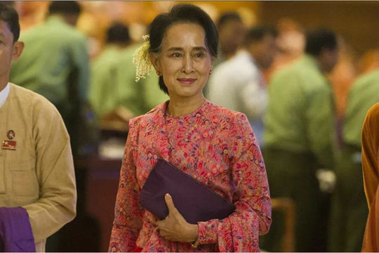 Chính biến Myanmar: Bà Aung San Suu Kyi bị cáo buộc vi phạm luật bí mật nhà nước