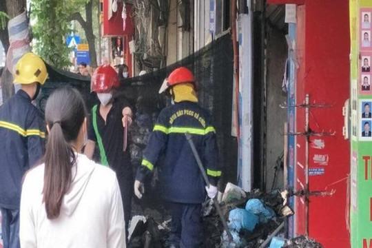 Chủ tịch UBND TP Hà Nội chỉ đạo khắc phục vụ cháy khiến 4 người tử vong