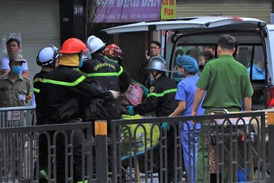Nguyên nhân vụ cháy làm 4 người chết ở phố Tôn Đức Thắng